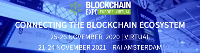 Blockchain Expo Europe 2020 cryptocurrency events
