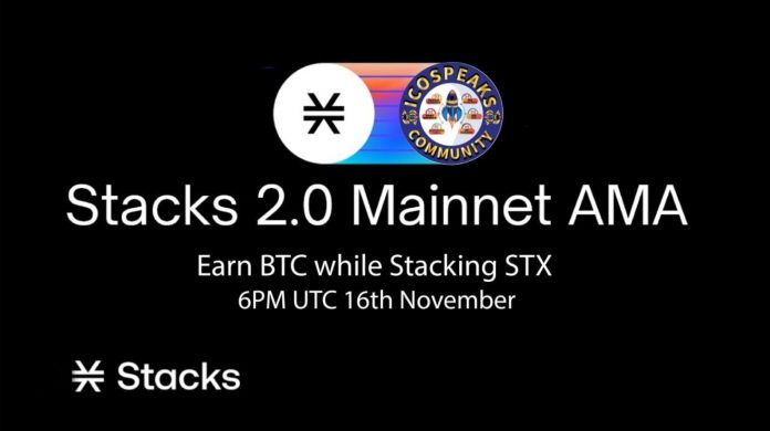 Blockstacks AMA