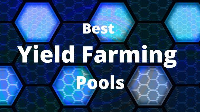 best yield farming pools