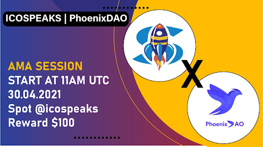 Ask Me Anything with PhoenixDao at ICO Speaks: Summary