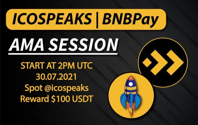 bnb pay ama session