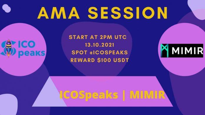 mimir ama session at ico speaks