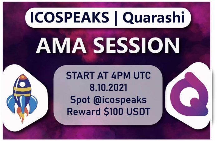 quarashi ama at ico speaks